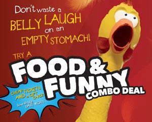 Jeremy Hotz | Kitchener-Waterloo Comedy Festival